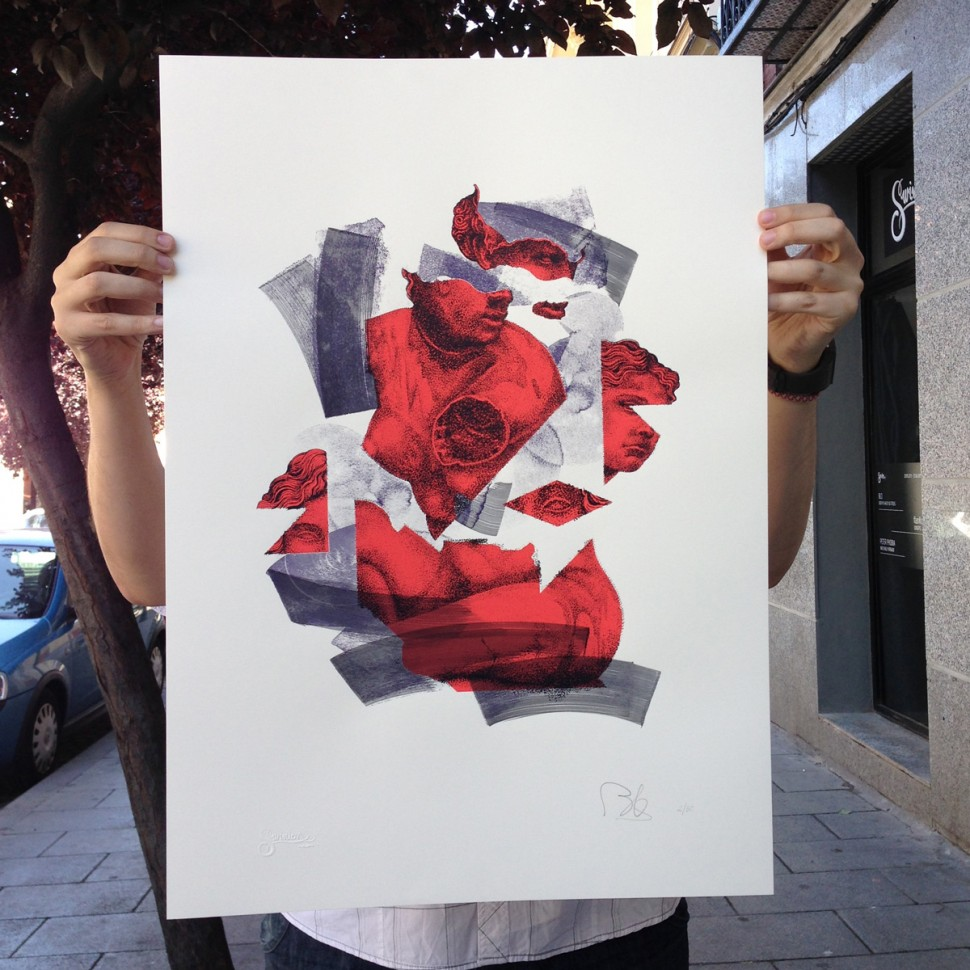 Screenprint-Hand-finished