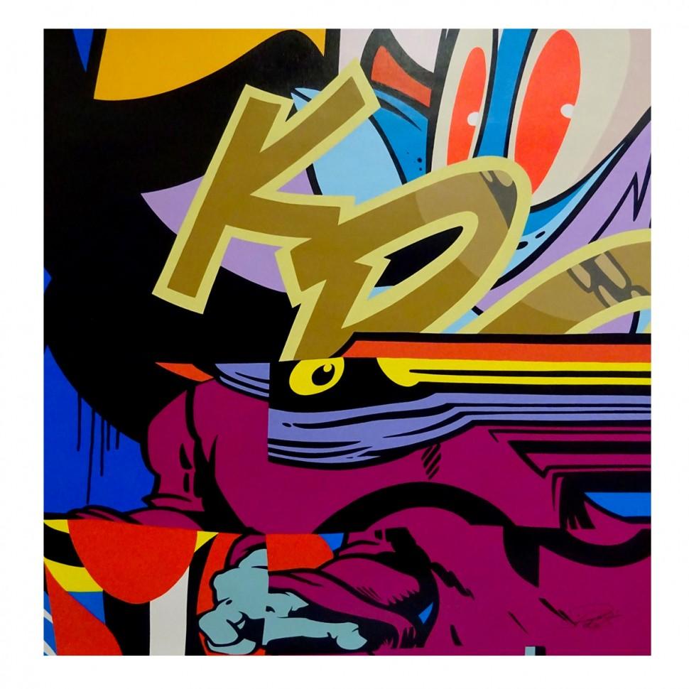 PRO-176-SWEET-REVIVAL-97-x-92-cm-Acrylic-on-canvas-2017-3.500-€