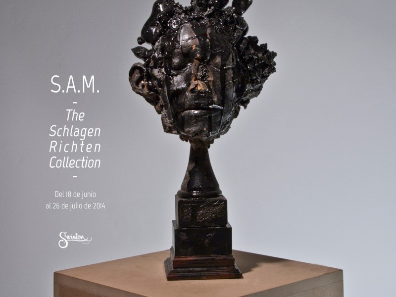 The Schlagen Richten Collection  |  S.A.M.  | Del 18 de junio al 26 de julio de 2014