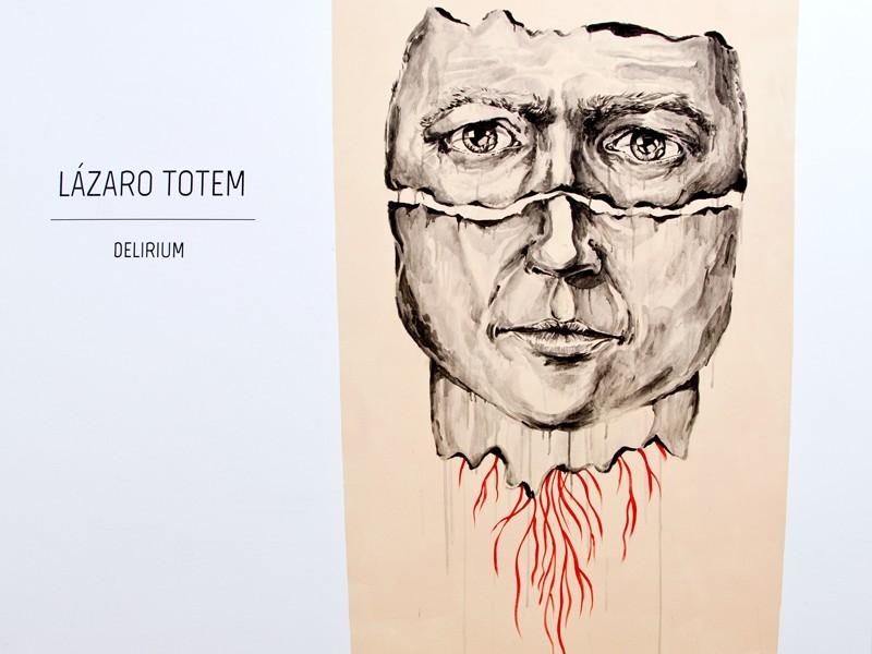 Lázaro Totem   |   Delirium   |  12.09.2014 – 18.10.2014