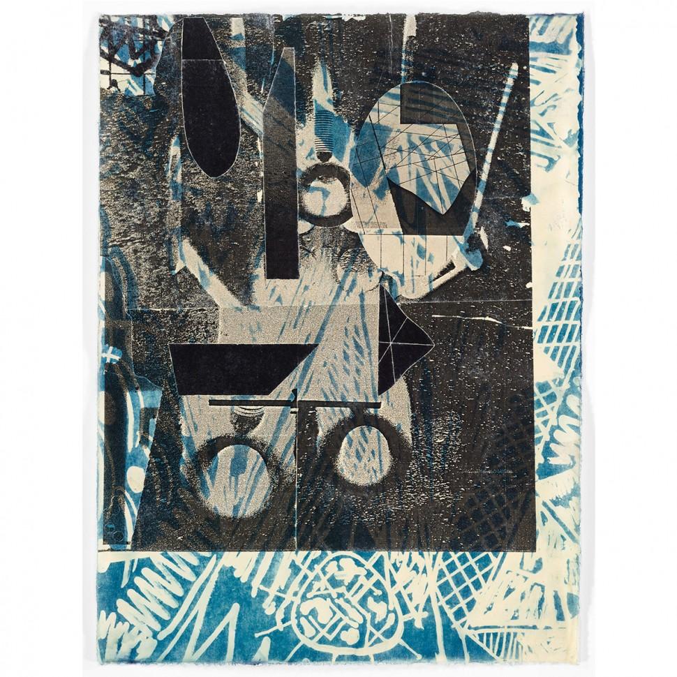 Hardgrave_dustpan-composition_15x11_38-x-28-cm_Acrylic-toner-transfer-over-cyanotype-on-paper_2018_1200_uf