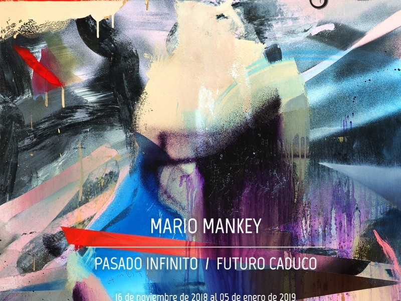 PASADO INFINITO / FUTURO CADUCO  |  MARIO MANKEY  |  16.11.2018 – 05.01.2019